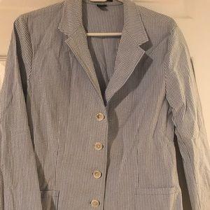 Ralph Lauren Striped Blazer